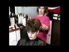 Hair Cut #2 - YouTube