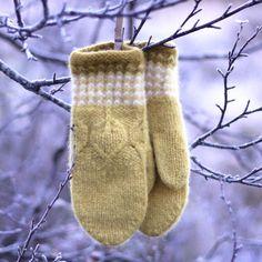 Bladvotten – KongleDesign Knit Mittens, Gloves, Slippers, Knitting, Create, Tricot, Models, Threading, Sneaker