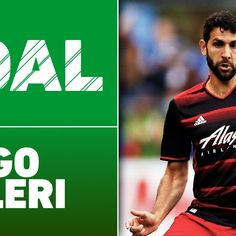 Video via MLS: Valeri pulls a goal back for the Timbers