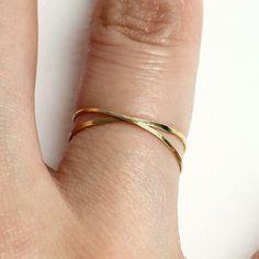 Duplicate ring / K18