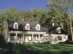 Adam - Federal House Plan with 2806 Square Feet and 4 Bedrooms(s) from Dream Home Source   House Plan Code DHSW50343
