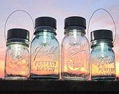 Canning Jar Solar Lights