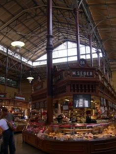 Östermalms Saluhall Stockholm, Greatest Food Hall in Sweden