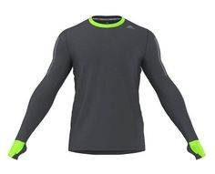 Adidas Supernova L / S Phantom. Abbigliamento uomo T- shirts tecniche manica lunga, Runnerinn.com, Comprare, Offerta, corsa e triathlon