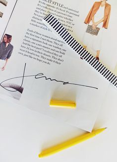 Nubby Twiglet   The Typofiles: J. Crew Style Guide