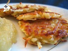 Patatesli Pankek Tarifi Bizbayanlar.com #Karabiber, #KaşarPeynir, #Kekik, #Köri, #Patates, #SıvıYağ, #Tuz,#Aperatifler http://bizbayanlar.com/yemek-tarifleri/aperatifler-yemekler/patatesli-pankek-tarifi/