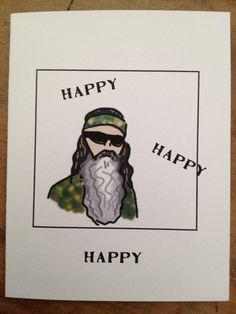 happy birthday card idea?