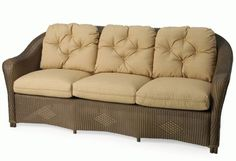 Delicieux Found It At Wayfair   Lloyd Flanders Mandalay Sofa With Cushions | Decor In  And Out | Pinterest | Mandalay
