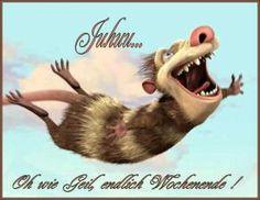 Endlich #Wochenende