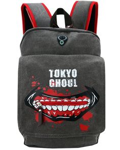 Onecos Anime Tokyo Ghoul School Bag Backpack Cosplay New Style >>> You can get more details by clicking on the image.