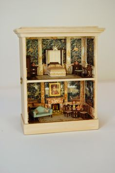 Miniature Miniatures - Nell Corkin: Christmas is Coming!