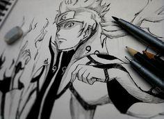naruto drawing - Google Search