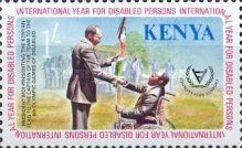 [International Year of Disabled Persons, Kenya]