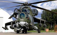 Mil Mi-35 «Hind E»