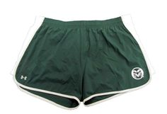 Cute & comfy CSU Under Armour shorts.