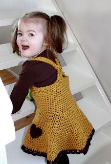 Lydia: Virkattu mekko ja ohje