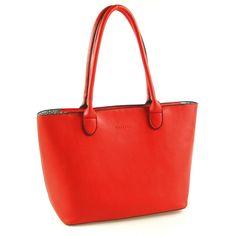 Orange Zip Tote Bag.  www.Pratten.com