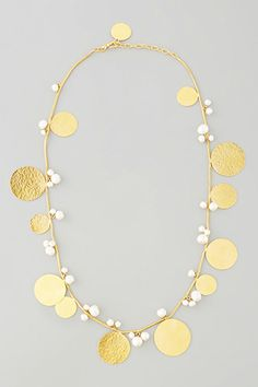 Van Der Straeten Pastilles Necklace, $1,460, available at Neiman Marcus.