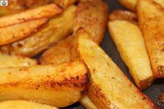 Kartoffel-Ecken – Potatoe Wedges