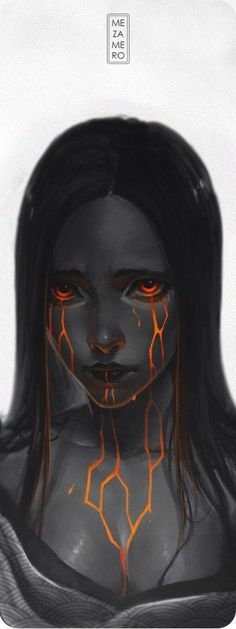 with every teardrop her mask would break further. until everyone could see what she has been trough. What socitity was trying to hide, and what humanity was trying to ignore