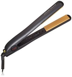 """CHI Original Pro 1"""" Ceramic Ionic Tourmaline Flat Iron Hair Straightener"""