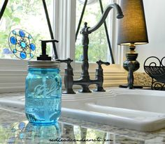Ball Jar Hand Soap Dispenser :: Hometalk