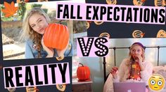 Fall Expectations😍 VS Reality! 😳 How Girls REALLY Act During Fall! | Ann...