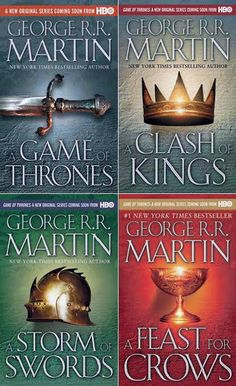 Read all 5 books so far.  Truly worth the read. Reading the first book nw ;)