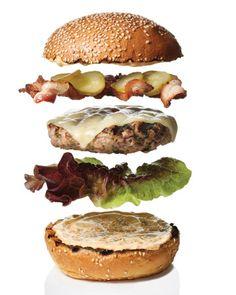 Turkey Burgers - Martha Stewart Recipes