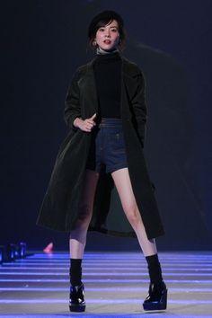安座間美優 | SHOW REPORT | 神戸コレクション | 2015 AUTUMN/WINTER [KOBE COLLECTION]  美脚 beautiful  legs
