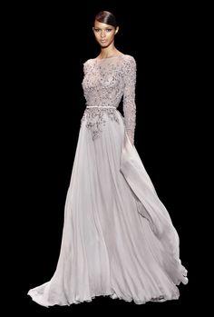 4a8d8ea21f Elie Saab Haute Couture Fall Winter Look
