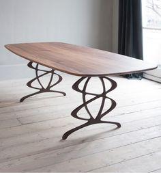 Vienna Rectangular Dining Table - Tom Faulkner