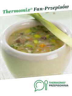 Zupa ziemniaczana jest to przepis stworzony przez użytkownika Thermomix. Ten przepis na Thermomix<sup>®</sup> znajdziesz w kategorii Zupy na www.przepisownia.pl, społeczności Thermomix<sup>®</sup>. Cheeseburger Chowder, Soup, Recipes, Kitchens, Thermomix, Recipies, Soups, Ripped Recipes, Cooking Recipes