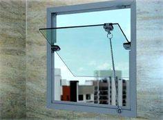 A Janela de Vidro da Vidraçaria Show Glass é feita com VidroTemperadoaprovado pela norma ABNT, e também Alumínio Reforçados de primeira qualidade, garantindo (...)