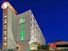 Manhattan (KS) Holiday Inn At the Campus United States, North America Located in Anderson Avenue, Holiday Inn At the Campus is a perfect starting point from which to explore Manhattan (KS). The hotel offers a high standard of service and amenities to suit the individual needs of all travelers. Free Wi-Fi in all rooms, 24-hour front desk, facilities for disabled guests, express check-in/check-out, luggage storage are there for guest's enjoyment. Designed for comfort, selected g...