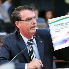 Petição online pede cassação do mandato de Bolsonaro