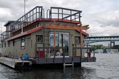 houseboat seattle northlake