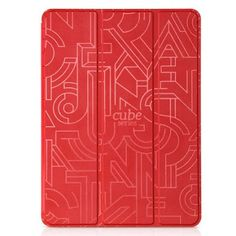 Cube Series Leather Stand iPad Air 2 Case Red http://www.osc-accessories.com/cube-series-leather-stand-ipad-air-2-case-red.html