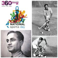 We pay tribute to hero of Indian Hockey, Mr. DyanChand on his Birth Anniversary which is also celebrated as #NationalSportsDay...