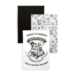 Harry Potter Tea Towels ❤ liked on Polyvore featuring home, kitchen & dining and kitchen linens