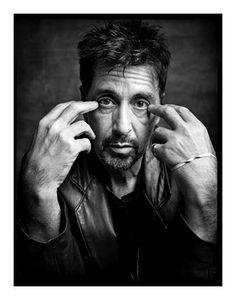Al Pacino by Mark Seliger