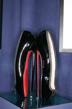Extreme Ballerina Heels 2 - Christian Louboutin Fetish Shoes (GALLERY)