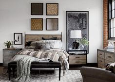 Urban Renewal Bedroom | Ethan Allen