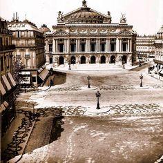 #PalaisGarnier