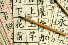 Chinese Writing Symbols
