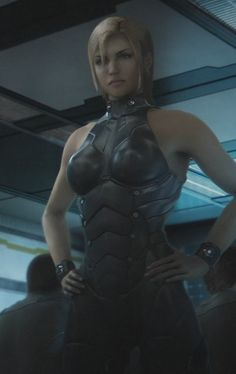 Ice Blonde - Starship Troopers Wiki - Roughnecks Chronicles