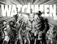 Before Watchmen by Lee Bermejo