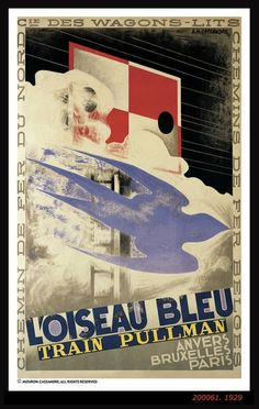 L'OISEAU BLEU 200061-1929