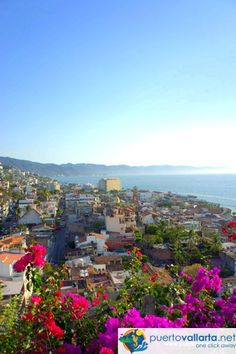 A great view of Downtown Puerto Vallarta from La Siesta Hotel in the hills. #puertovallarta #vallarta #mexico #jalisco http://twitter.com/puertovallarta2 http://www.facebook.com/puerto.vallarta.jalisco.mexico