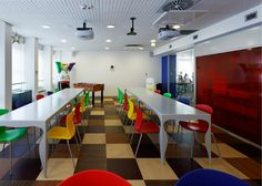 Cafeteria at Google